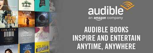 best selling audibe audiobooks