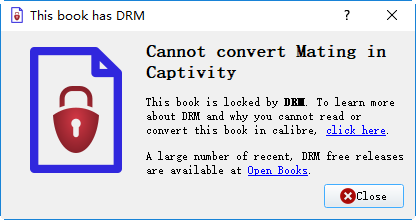 convert kindle to pdf - drm