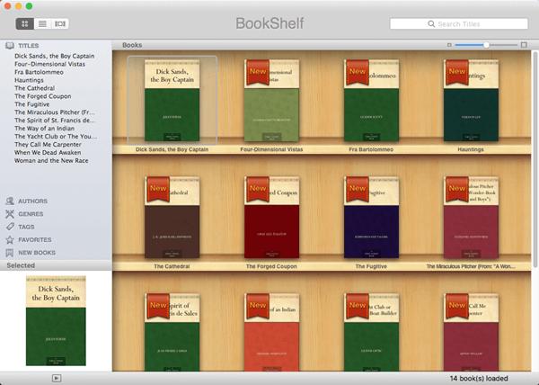 Best 5 Epub Readers For Mac