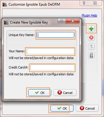 Calibre Nook plugin - edit nook key