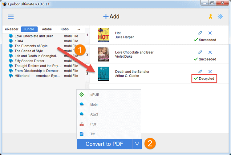 convertir adobe digital editions a pdf