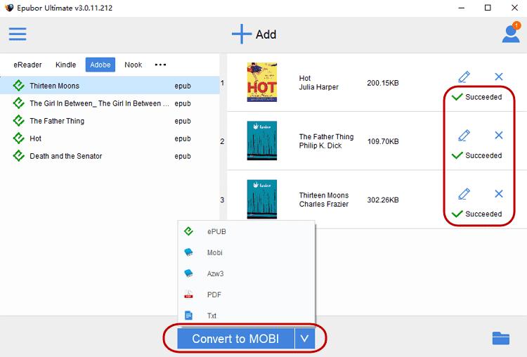3 Ways to Send EPUB to Kindle (Convert EPUB to Kindle)