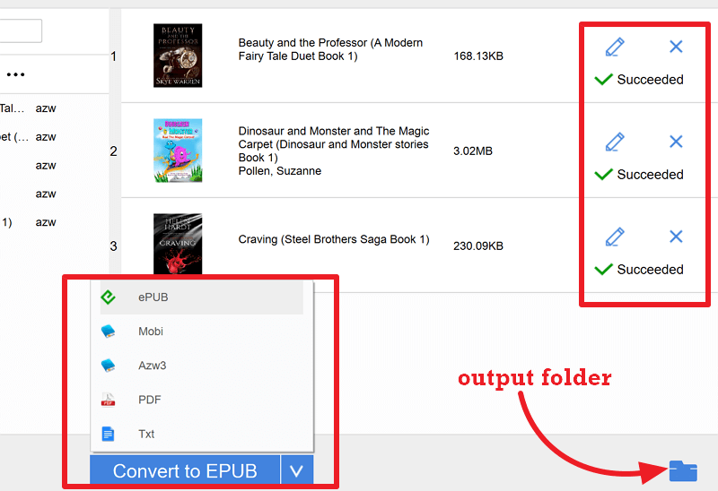 convert kindle to adobe