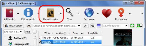 convert LIT files