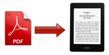 convert files to kindle format free