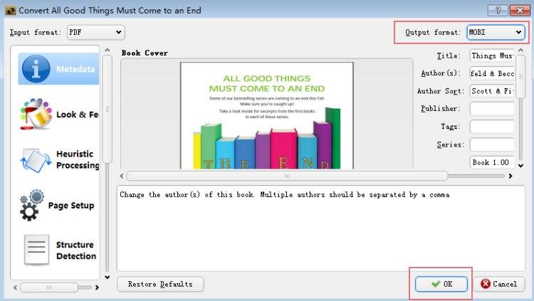 pdf to kindle ebook converter. Black Bedroom Furniture Sets. Home Design Ideas