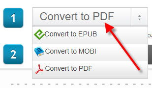 kindle to pdf online