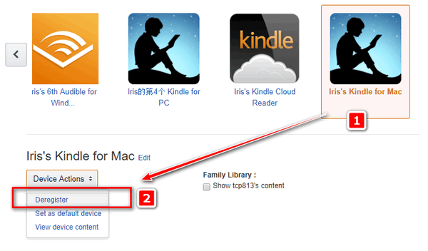 Manage Kindle Device: How to Identify Amazon Devices