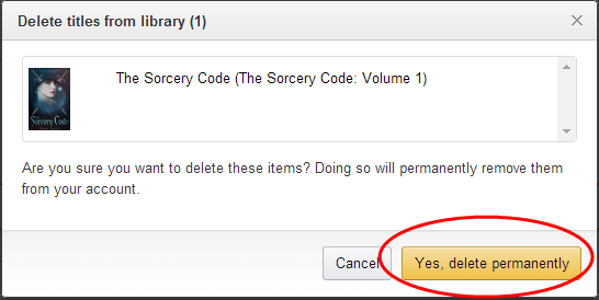 How to delete books from Kindle, Kindle Fire, Kindle App