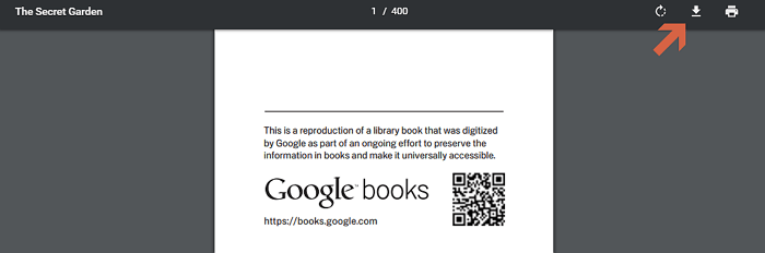 google libri download