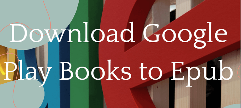 google play book download options