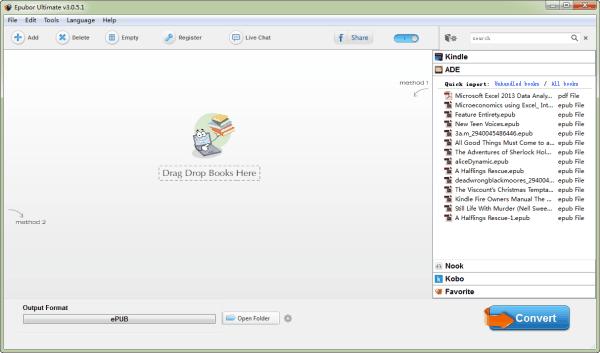 epub to azw converter free download