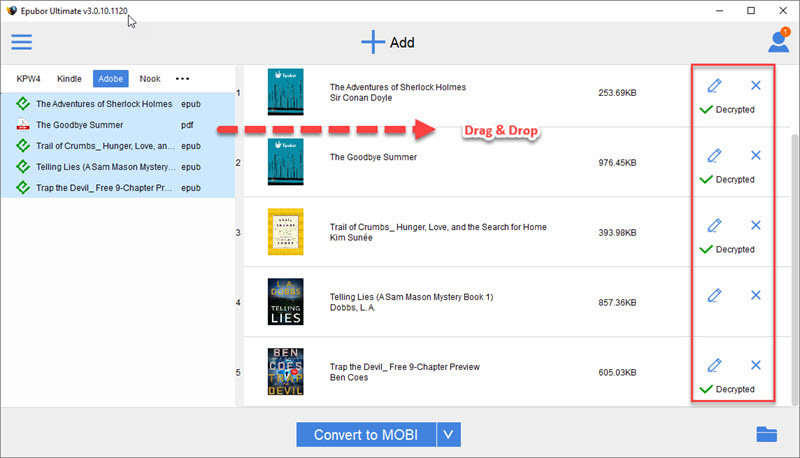 How to Add EPUB to iPad iBooks