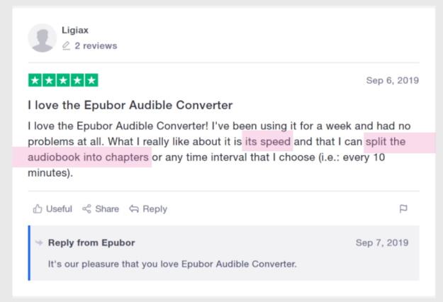 epubor audible converter réviser