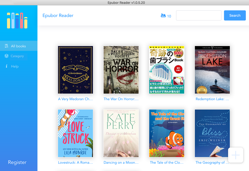 epubor reader