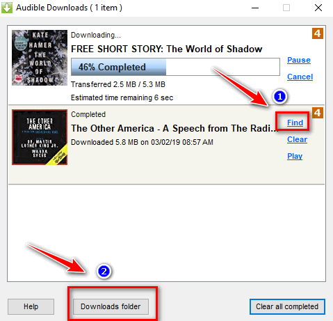 Where are Audible Books Stored on PC/MAC/Android/Kindle Devices
