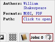 get converted Kindle MOBI file