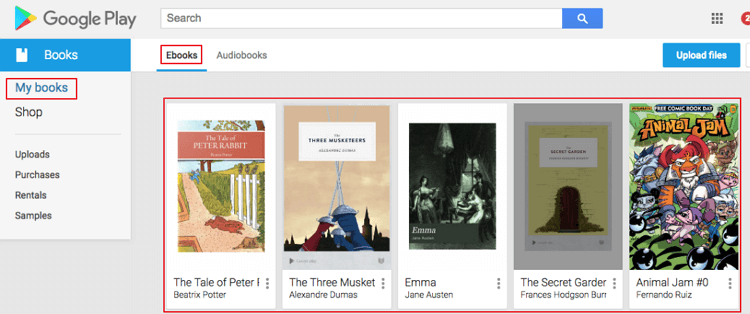 How to Read Google Books on Mac
