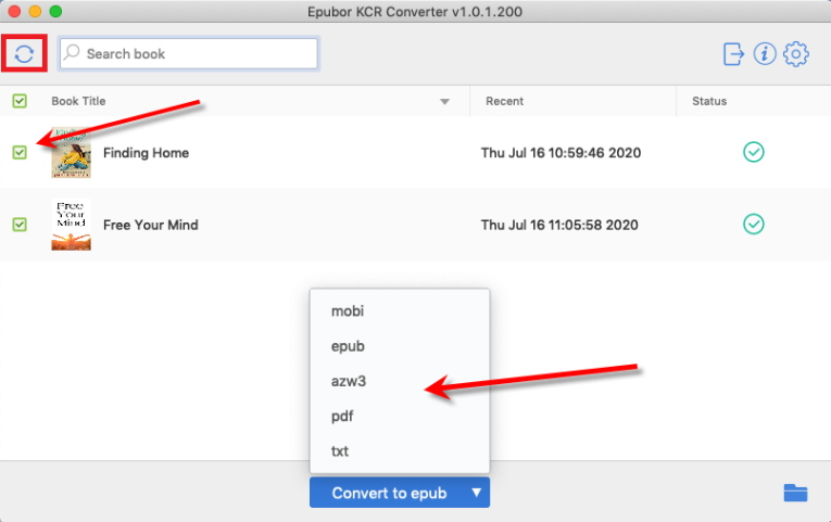 guide on convert kindle cloud reader to pdf