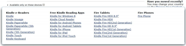 kindle for win8