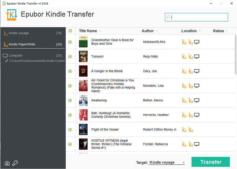 Transfer Kindle Ebooks To Another Kindle Easily And Freely