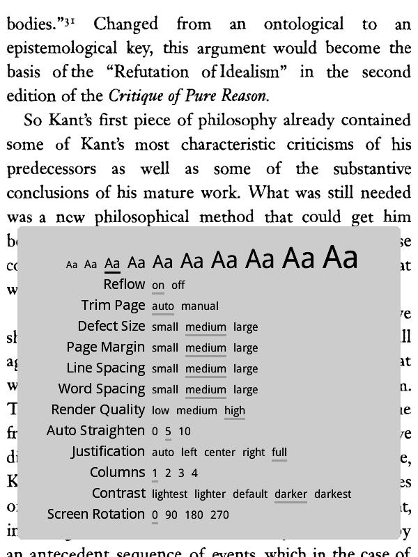 Koreader PDF
