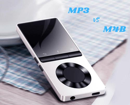 M4B vs MP3