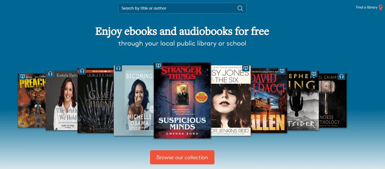 How to Borrow and Listen to OverDrive Audiobooks