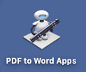 pdf to word apps