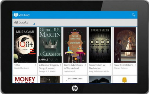 read drm epub on android tablet