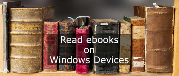 read-ebooks-on-windows