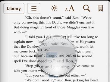read epub on iphone ibooks