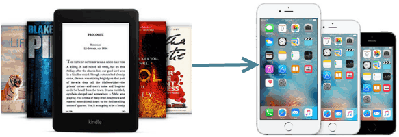 can you read kindle books on iphone
