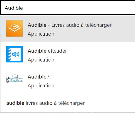 telecharger livre audio audible