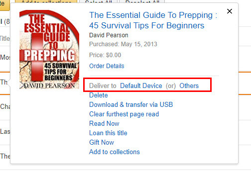 How To Delete Books From Kindle Kindle Fire Kindle App