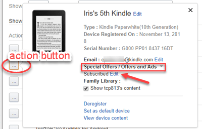 How to Remove Ads from Kindle eReaders, Kindle Fire