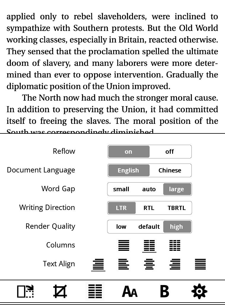 Koreader reflow PDF