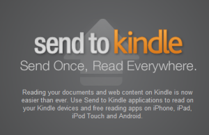 kindle tips-tricks-freebies-service-send to Kindle