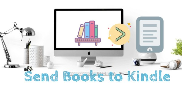 send books to kindle from mac