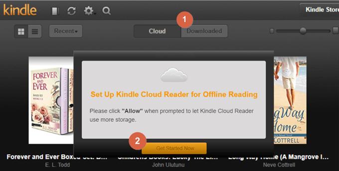 enable edge kcr offline