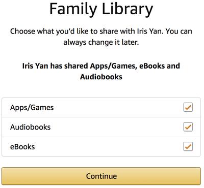share ebooks