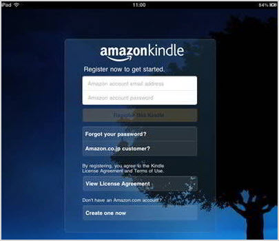 How to Read Amazon Books on iPad Mini