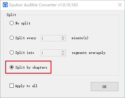 Top 4 Ways to Split Audiobook into Chapters
