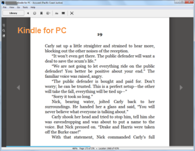 sync kindle-kindle for pc