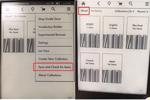 6 Ways to Create and Manage Kindle Collections