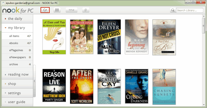 User not activated message on my Nook Simple To... | Adobe ...