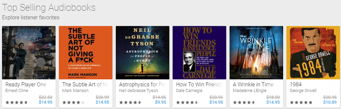 top-selling-audiobooks-on-Google