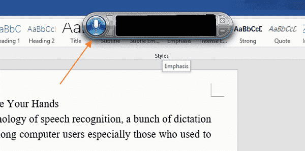 windows speech recognition 2