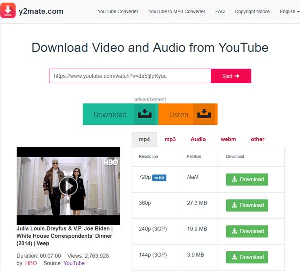 Top 11 Youtube Downloader