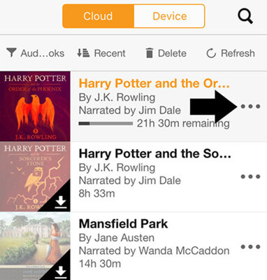 How to Share Audible Books with Friends